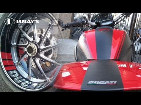 Sticker Ducati Diavel by Custom Decals For Ducati Diavel By Larry Lulay