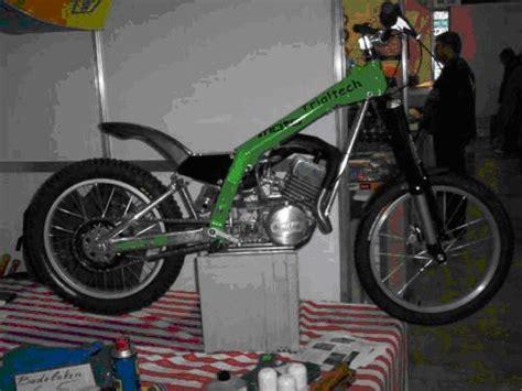 Trial Motorrad Fahrwerk Einstellen by Leichttrial Simson Trial Start