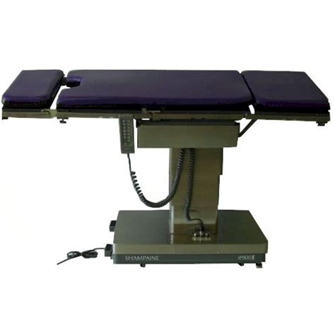 Surgical Table by Castle Shaine 4900e Major Surgical Tables Operating