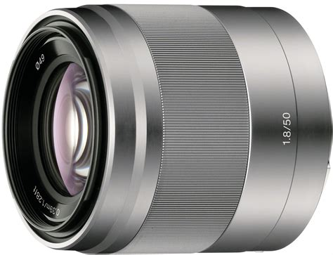 Sony Lens Sel 50mm F1 8 Black sony sel50f18 ae 50 mm f1 8 prime lens