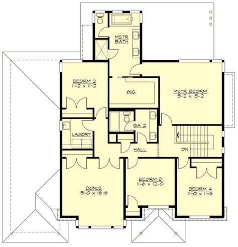 northwest floor plans northwest home with flex space 23540jd architectural