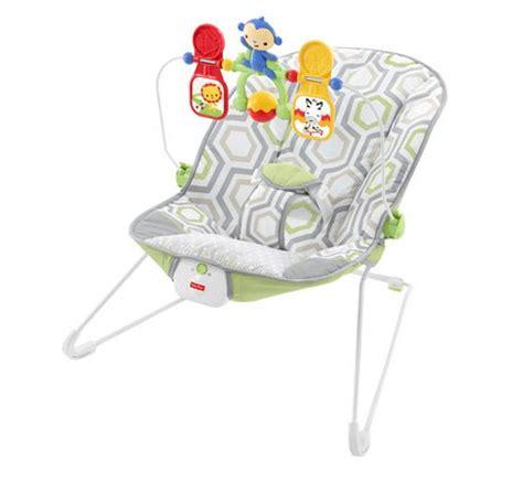 Walmart Baby Bouncy Chair - fisher price baby s bouncer geo meadow walmart ca