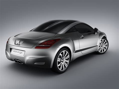 peugeot rcz rear wallpaper peugeot sports car rcz price 2018 carina