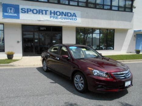 2011 honda accord sdn sedan ex cars for sale