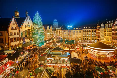 history frankfurt christmas market birmingham