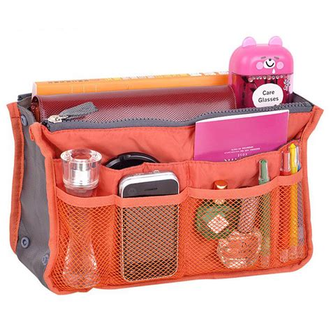 tas travel bag in bag organizer maroon jakartanotebook