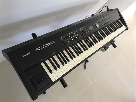 Keyboard Roland Rd 700gx roland rd 700gx image 1749953 audiofanzine