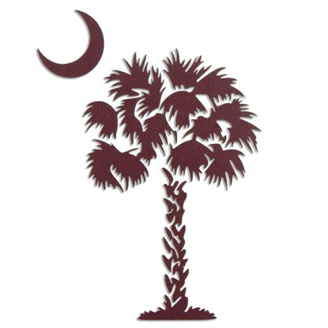 south carolina flag tattoo designs south carolina palmetto tree clipart best