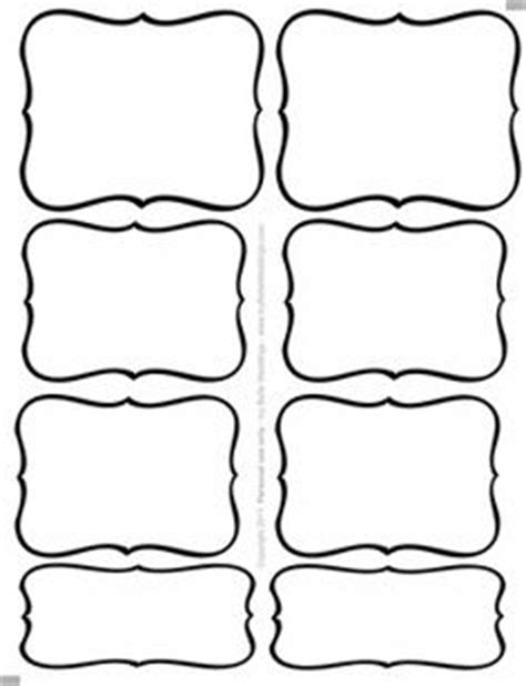 1000 Images About Templates On Pinterest Label Templates Candy Labels And Candy Buffet Table Label Template