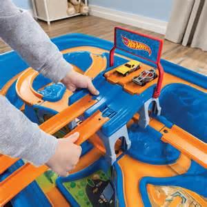 wheels car track play table pretend play step2