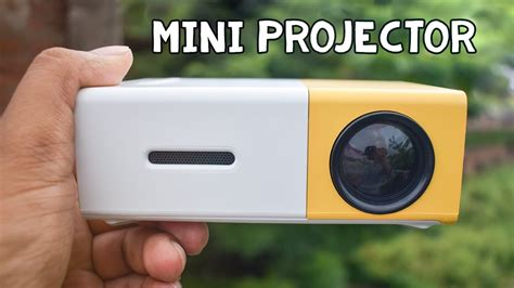 cheap pocket projector  fun mini led projector review