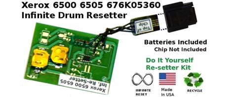 xerox chip resetter buy infinite xerox workcentre drum chip reset 6500 6505