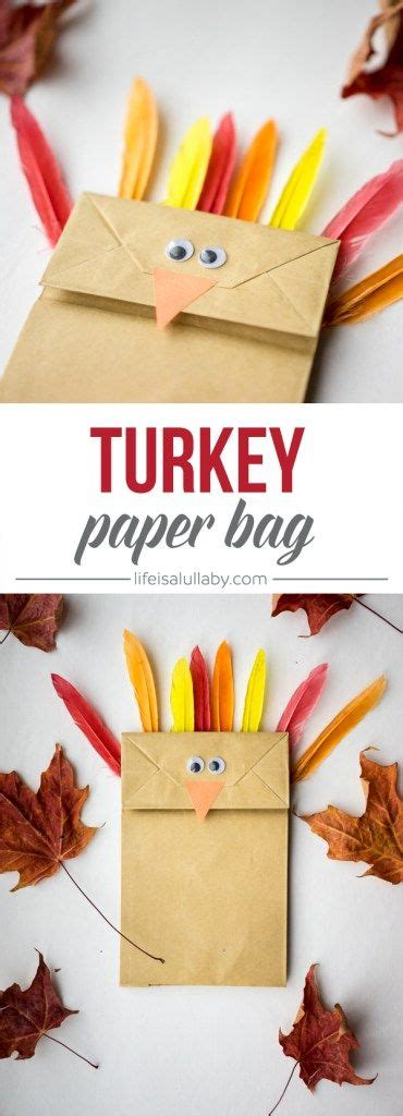 thanksgiving paper bag crafts 20 best thanksgiving decorating images on