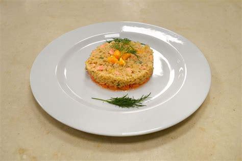 corsi di cucina professionale risotto con arancia e salmone corso di cucina professionale