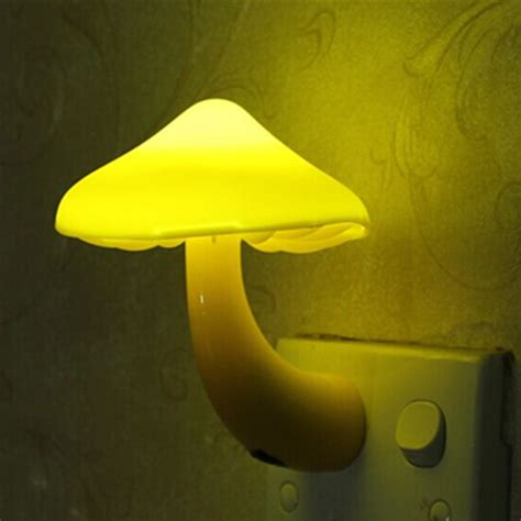 warm yellow warm yellow wall socket lights room decor eu us