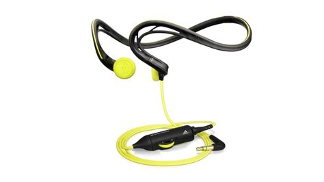 Headset Adidas Sporty Ad 621 sennheiser and adidas launch sports earphone range for active audiophiles
