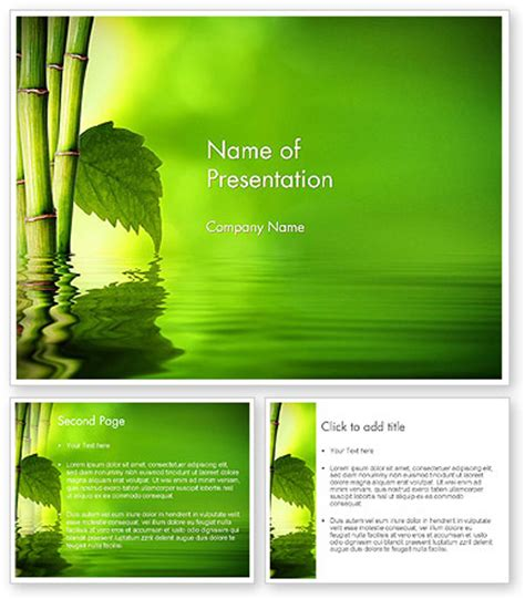 powerpoint templates free download healthy lifestyle abstract spa and healthy lifestyle powerpoint template