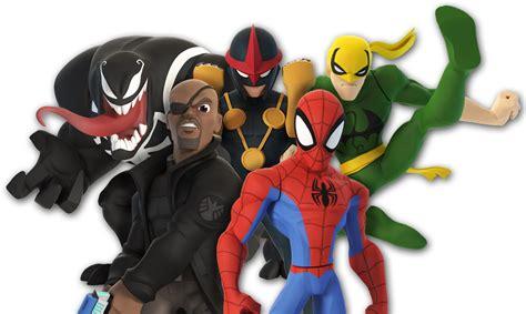 marvels spider man play set disney infinity wiki