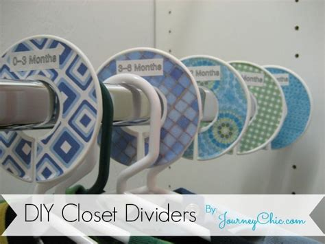 How To Make Closet Dividers by Diy Closet Dividers One Day