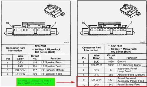 1992 gmc radio wiring diagram wiring diagram for free 2004 gmc radio wiring diagram vivresaville