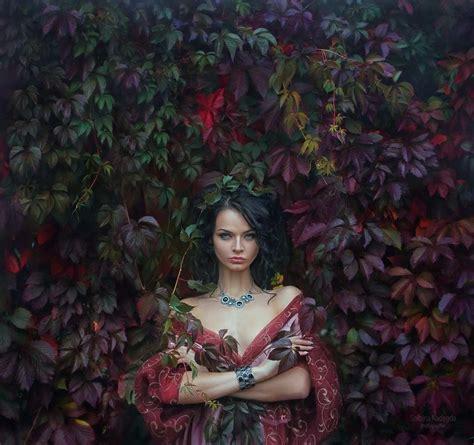 beautiful portraits nadezhda shibina