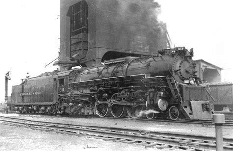 steam locomotive diagrams of the chesapeake ohio railroad the c o s class l 4 6 4 hudsons