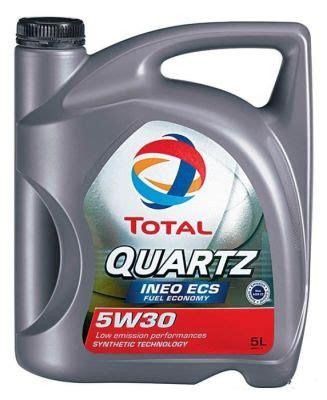 Oli Total Quartz 5w30 Olio Motore Total Quartz Ineo Ecs 5w30 5l Silux Auto It
