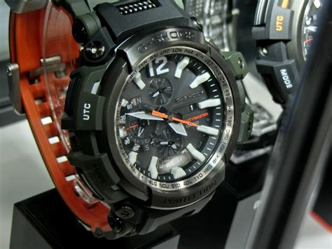 Gshock Gpw 2000 g shock gpw 2000 exhibition 3 way engine connection