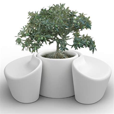 flower pot bench sardana bench special offer 1 round bench 1 flower