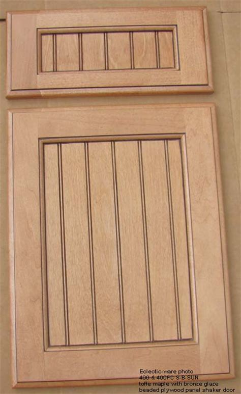 custom made cabinet doors and drawer fronts shaker plywood panel custom cabinet doors eclectic ware