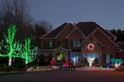 led outdoor christmas lighting traditional exterior atlanta by christmas lights etc