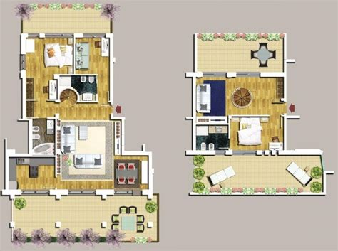 appartamento attico attico con cucina int 18 in vendita a roma centro