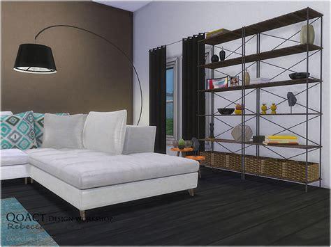 4 l set qoact s corner living room