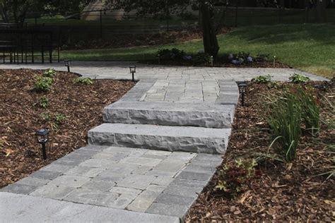patio installation oakdale walkways landscaping contractor