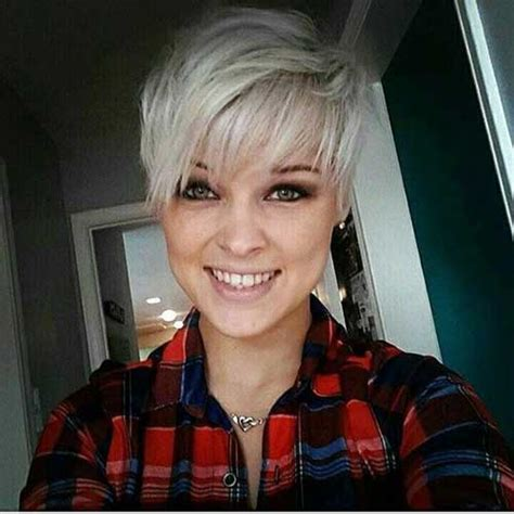 pixie hair cut with out bang 20 pixie cut with bangs short hairstyles 2017 2018