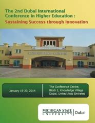 How To Make Successful Communication Through International Conferencing Services by The 2nd Dubai International Conference In Higher Education