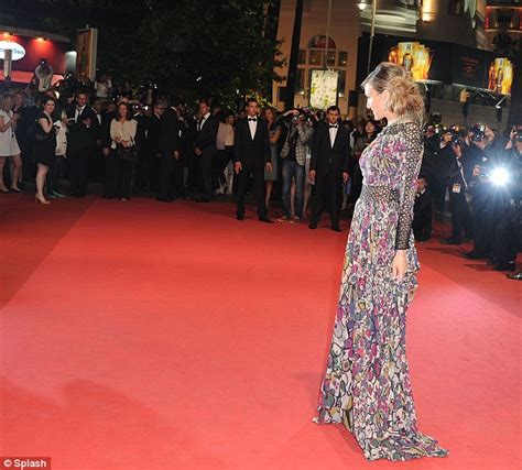 Runway To Carpet Rosario Dawsons Cannes Gown by Justin Biebers Pictures Turns Cannes