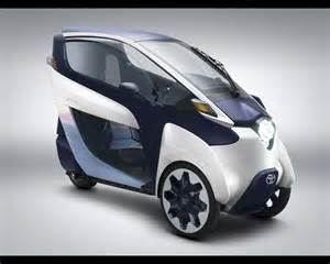 Toyota Electric Vehicle Concept Car Toyota Iroad Electric Personal Mobility Vehicle Concept 2013