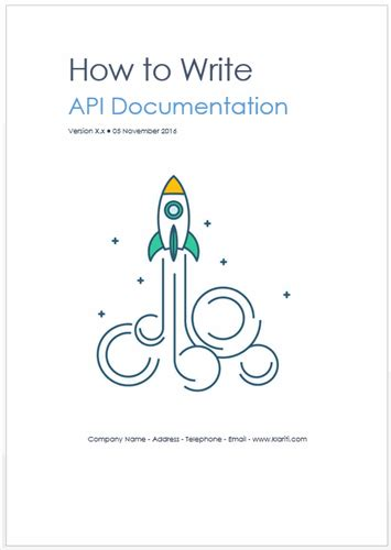 Web Api Documentation Template by Rest Web Api Documentation Template Ms Word