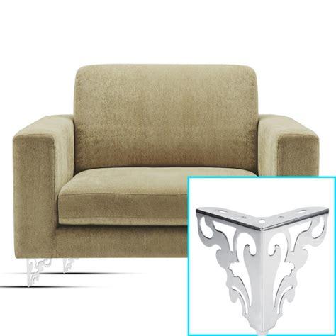 Sofa Leg Corner by 1pc Sofa Leg Metal Furniture Corner Protector Modern