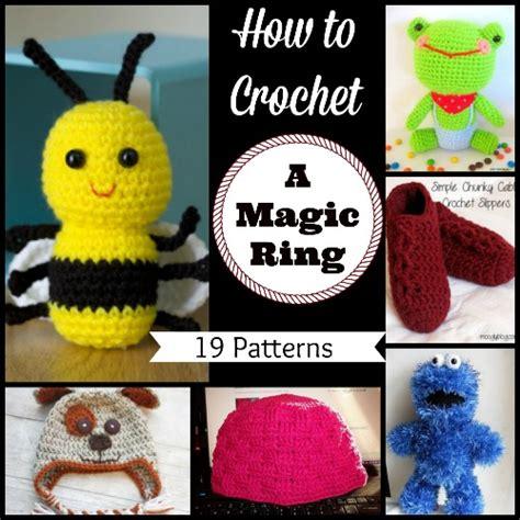 squirrel amigurumi crochet pattern the magic loop how to crochet a magic ring 19 patterns allfreecrochet com