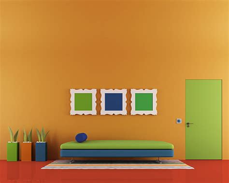 Color Combination For Curtains Decorating Color Schemes For Orange Walls