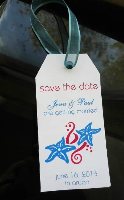 exle of destination wedding save the date save the date destination weddings luggage tag template