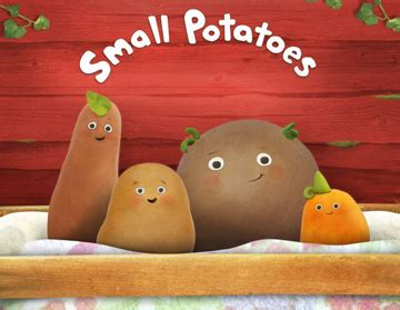 Potato Free Tv by Small Potatoes 2011 Tv Series