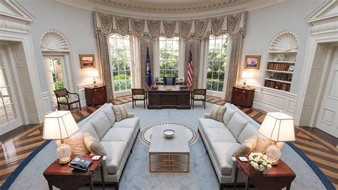 Trump Oval Office Design | 3 tv set designers on how they d design the oval office