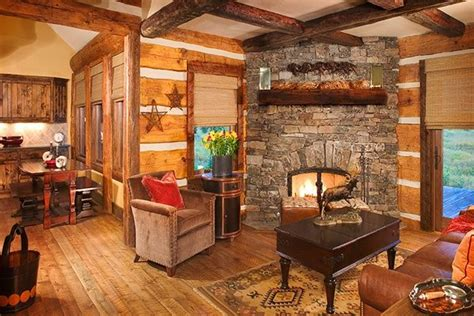 cozy cabin rustic cabin interiors pinterest vaulted small cozy cabin pictures this would be the one very