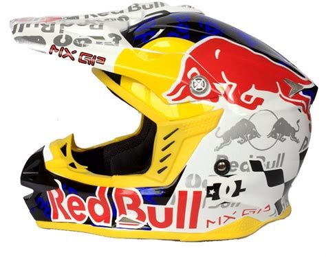 red bull motocross helmet red bull helmet promotion shop for promotional red bull