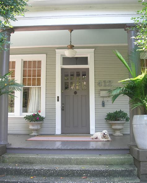 Beautiful Front Door Colors My Bungalow A Welcoming Front Entrance