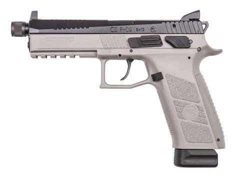 Or Cz Cz Usa Cz P 09 Grey Suppressor Ready Cz Usa