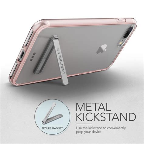 Verus Kickstand Iphone 7 Gold verus mixx skal till apple iphone 7 plus gold themobilestore
